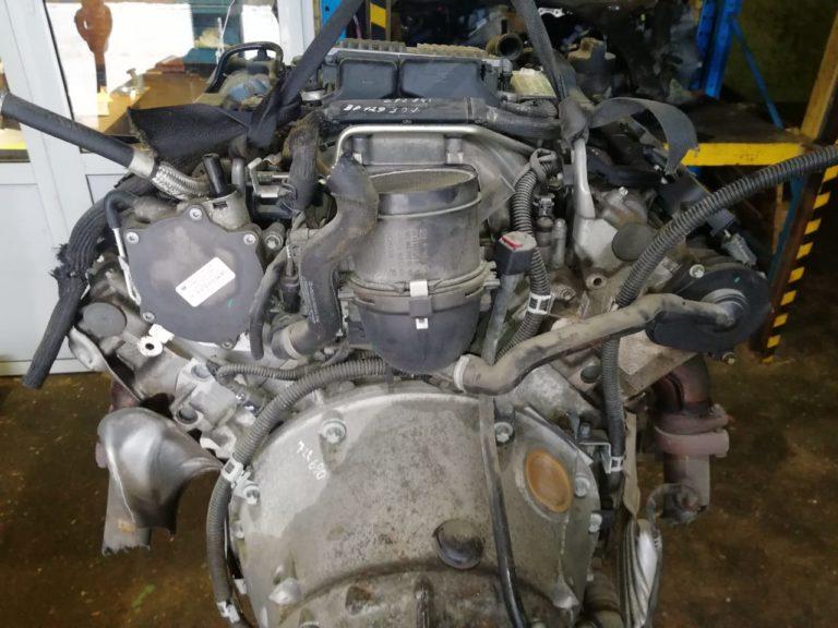 Контрактный двигатель бу Мерседес 3,0И 272941