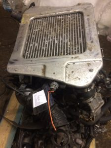 Контрактный двигатель бу Ниссан 2,2TDi YD22DDTi