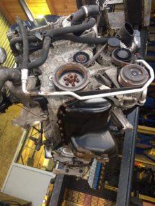 Контрактный двигатель БМВ 1.6И N43 B16AA