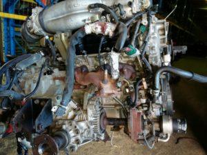 Контрактный двигатель Ниссан Мурано 3.5И VQ35DE