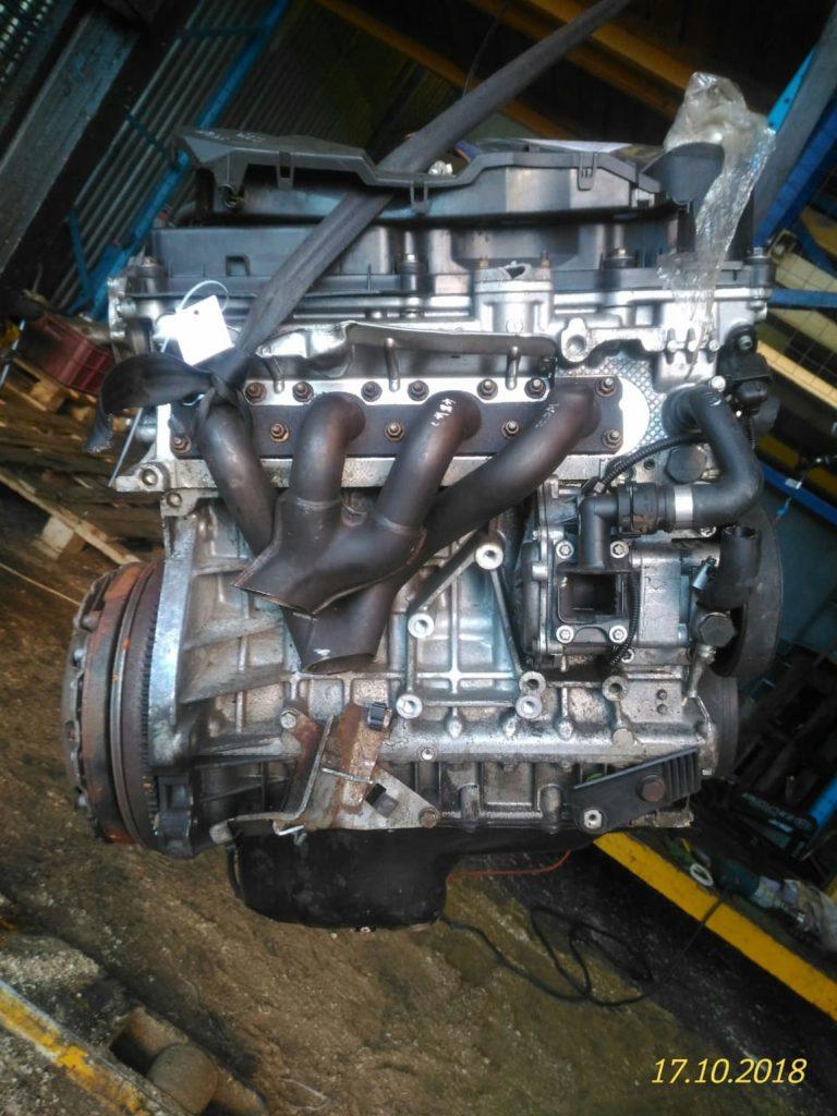 Контрактный двигатель бу 1.8И N42B18 для БМВ Е46