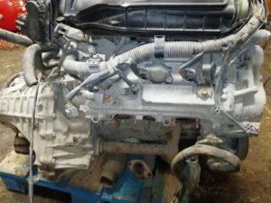 Контрактный двигатель Тойота 3.5И 2GR-FE