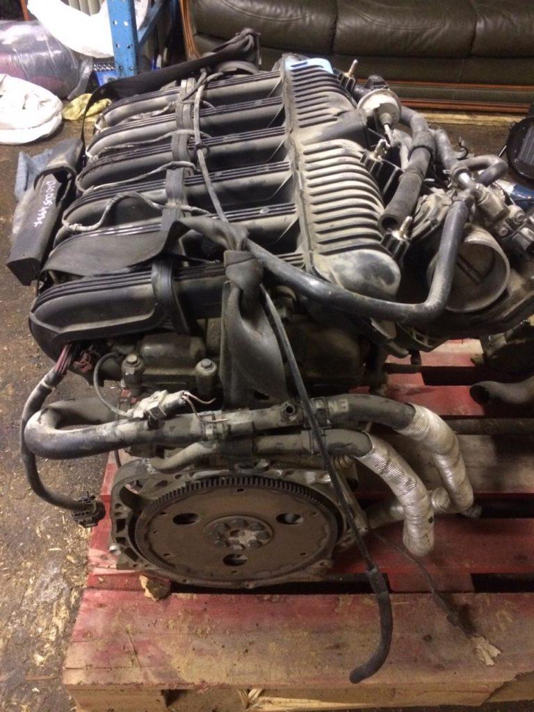 Контрактный двигатель Шевроле 2.0И X20D1
