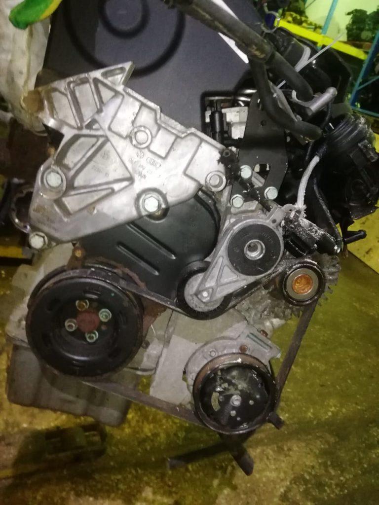 Двигатель BHD 2.0i
