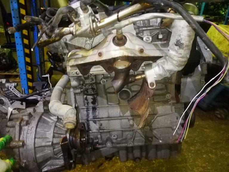 Контрактный двигатель Audi / Volkswagen 2.0И AXW, BHD, BLR, BLX, BLY, BMB, BVY, BVZ