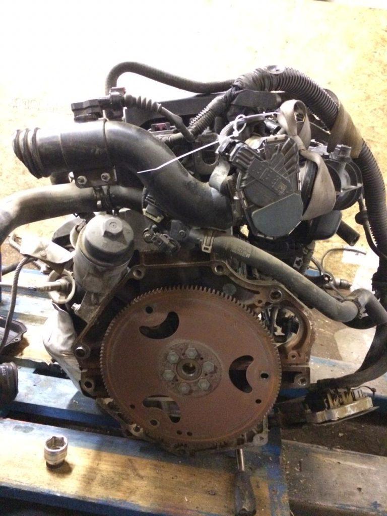 Двигатель A14NET 1.4i