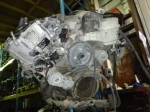 Контрактный двигатель Шевроле 3.2И Z32SE