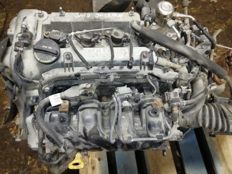 Двигатель G4FD 1.6i