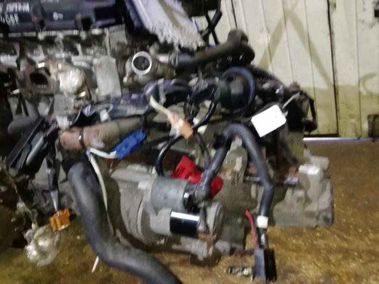 Контрактная МКПП Nissan (Ниссан) Xtrail (2.5и QR25DE) 8H5 3