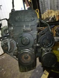 Двигатель A5D 1.5i