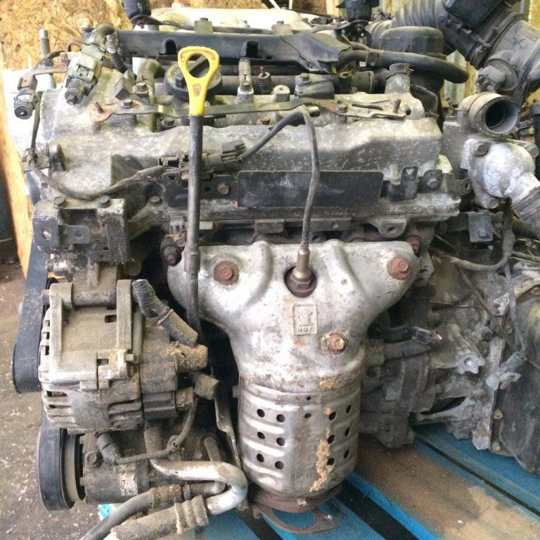 Двигатель G6DB 3.3i