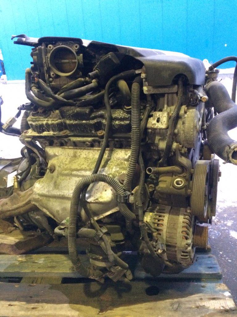 Контрактный двигатель Infinity (Инфинити) 3.5И VQ35HR