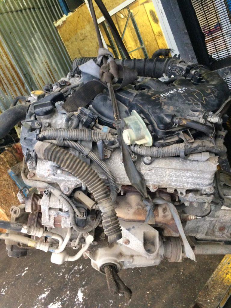 Двигатель 4GR-FSE 2.5i