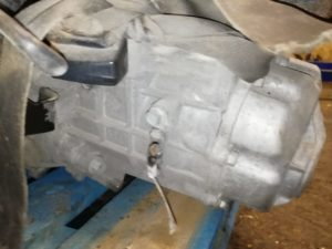 Контрактная МКПП Hyundai 1.6И (Хендай) Avante G4FD M6CF1