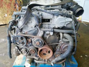 Двигатель VQ35DE 3.5i