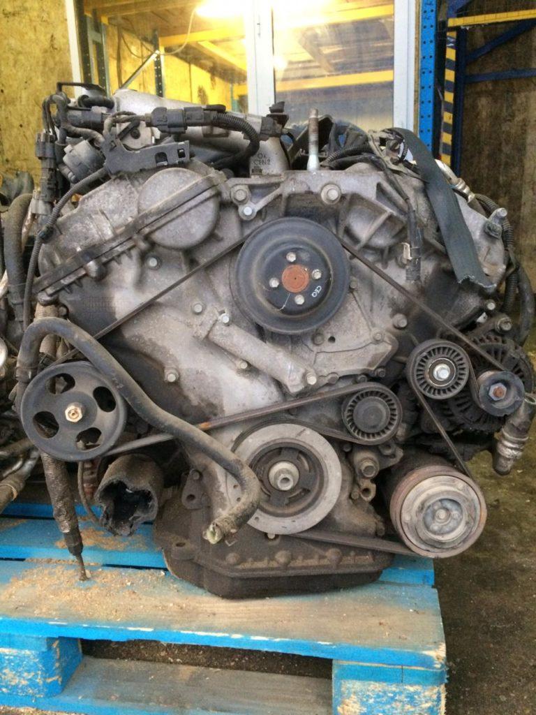 Контрактный Двигатель Kia 3.8И (Кия) Седона 2007г. G6DA 266л.с.