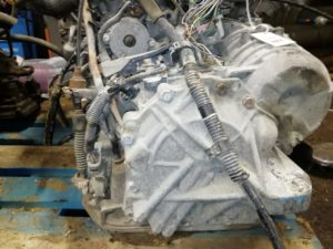 Контрактная АКПП U151F Toyota 3.5И (Тойота) Камри 2008г. 2GR-FE
