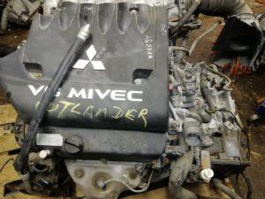 Контрактный Двигатель Mitsubishi 3.0И (Митсубиси) 6B31 220л.с.