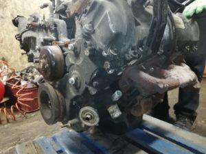 Контрактный Двигатель 5.4И VVTI (Форд) Экспедишион 2008г. Triton 301л.с.