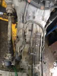 Контрактная АКПП 4WD Lexus 2.5И (Лексус)  4GR-FSE