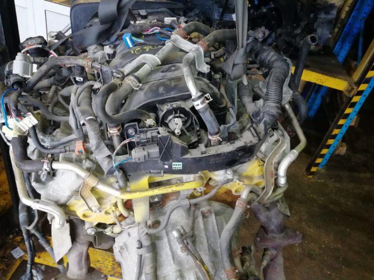 Контрактный Двигатель Toyota 4.7И (Тойота) Тундра 2010г. 2UZ-FE 288л.с.