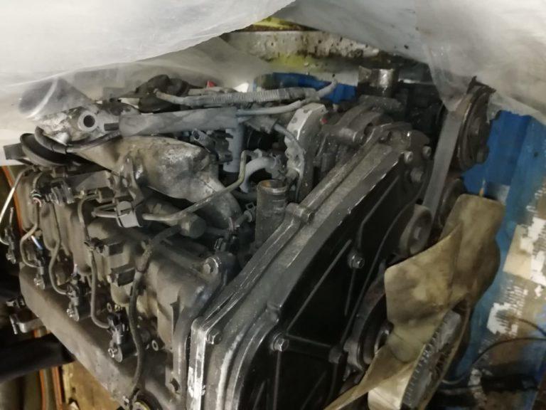 Двигатель D4CB 2.5d
