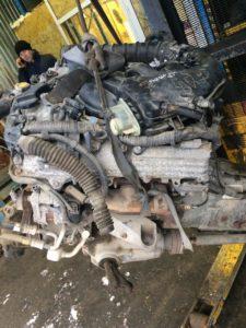 Контрактный Двигатель Lexus 2.5И (Лексус) 2007г. 4GR-FSE 208л.с.