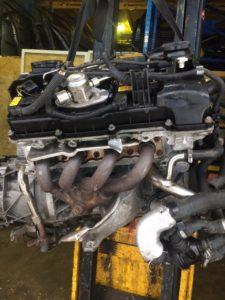 Контрактный Двигатель BMW 1.6И (БМВ) N43B16O0 (N43B16AA)