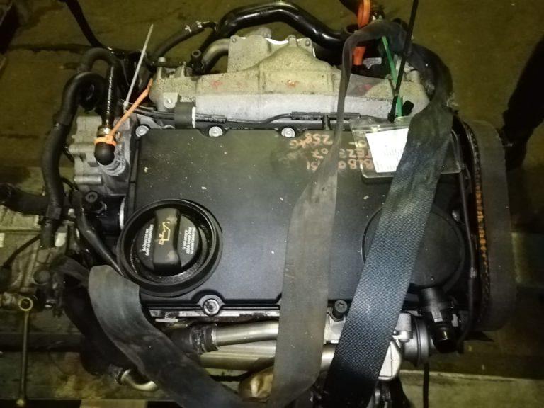 Двигатель BLB 2.0d