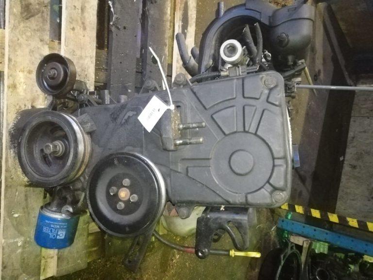 Двигатель G4EC 1.5i
