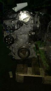 Контрактный Двигатель Mazda 2.5 И (Мазда) CX5 2013г. PY 192л.с.