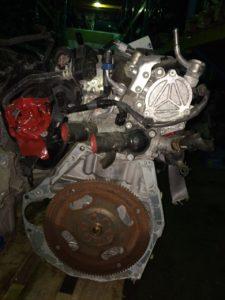 Контрактный Двигатель Mitsubishi 2.4И (Митсубси) Аутленрд 2011г. 4B12 170л.с.