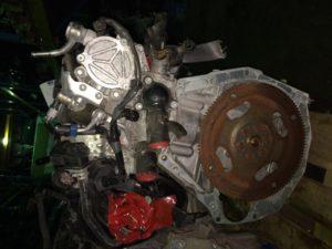 Двигатель 4B12 2.4i
