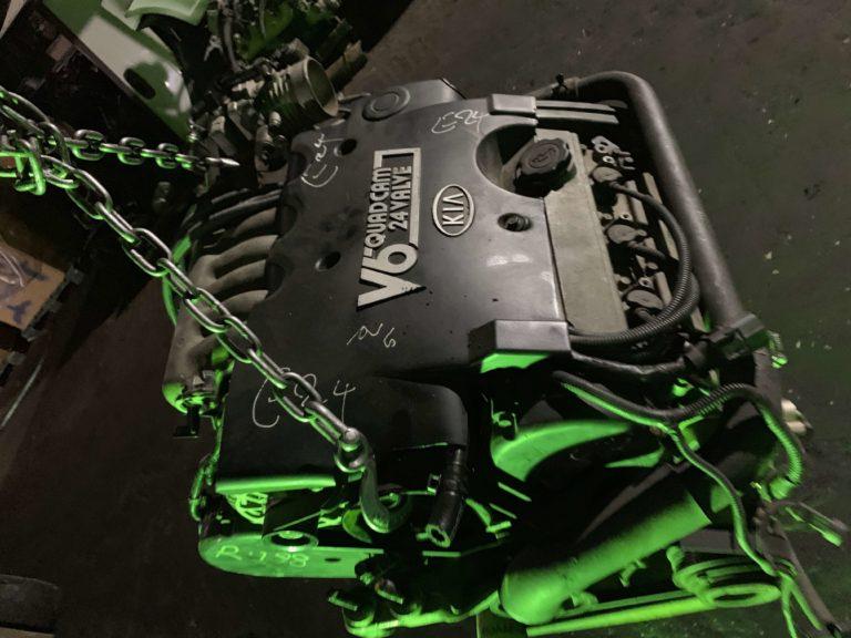 Двигатель K5 2.5i