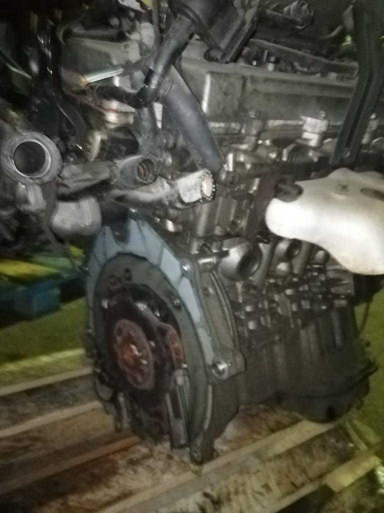 Двигатель G6EA 2.7i