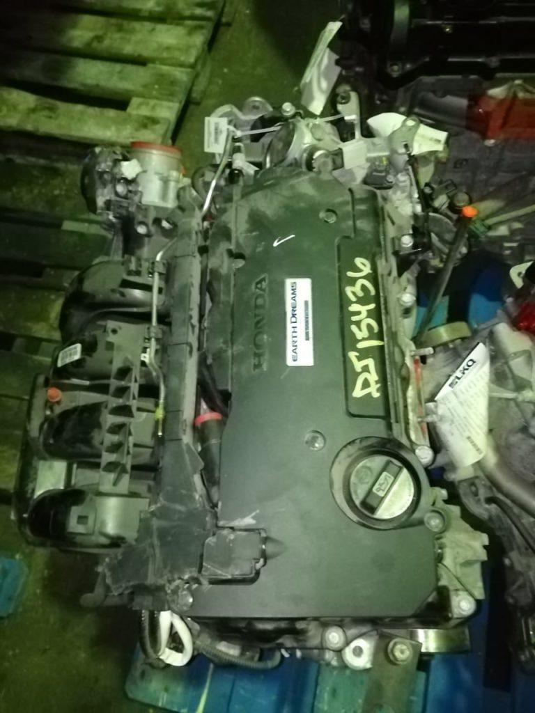 Двигатель K24W1 2.4i