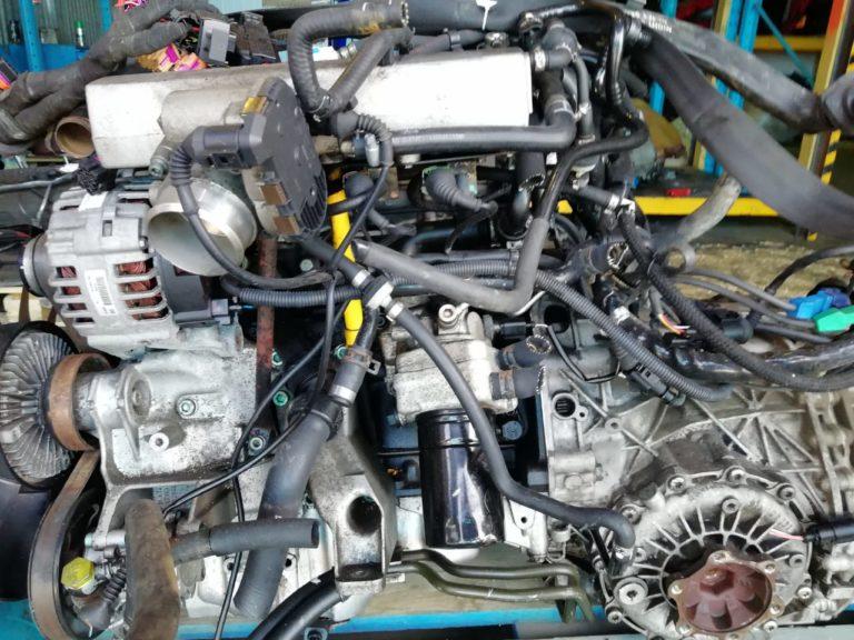 Двигатель AWM 1.8i