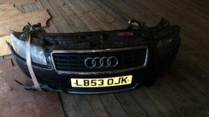 Ноускат Audi A4