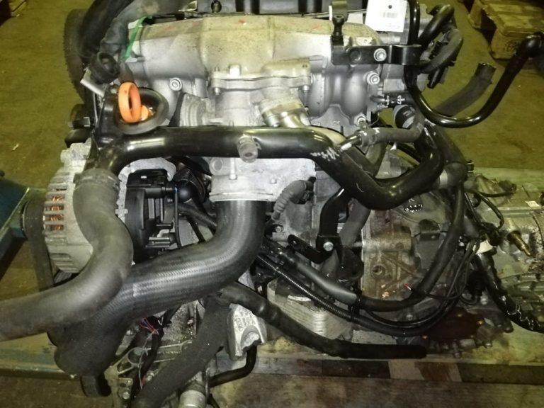 Двигатель BRE 2.0d