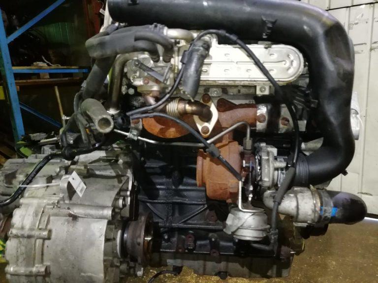 Двигатель BMM 2.0d