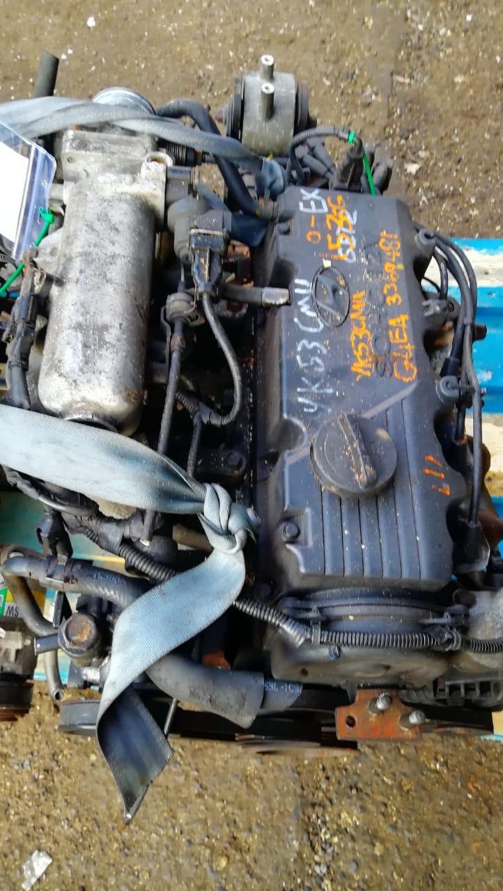 Двигатель G4EA 1.3i