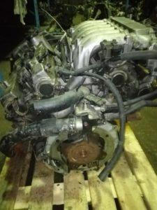 Двигатель G6CU 3.5i