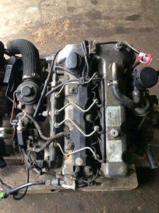 Двигатель D20DT 2.0d