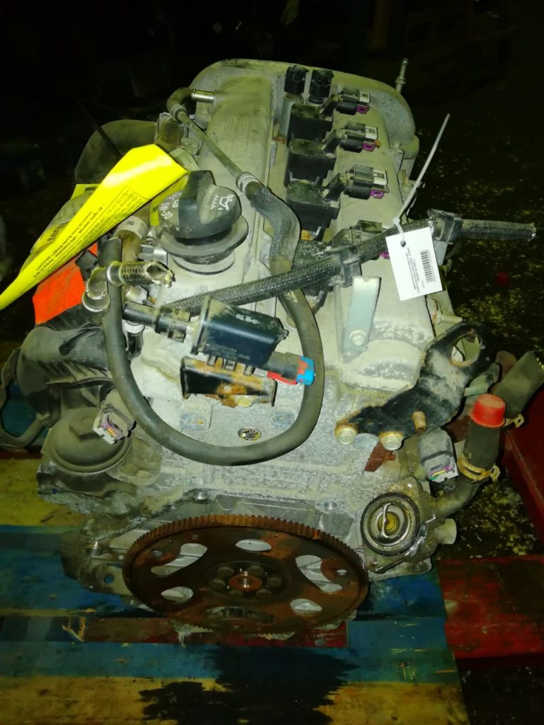 Двигатель LE5 2.4i