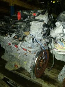Двигатель VQ37VHR 3.7i