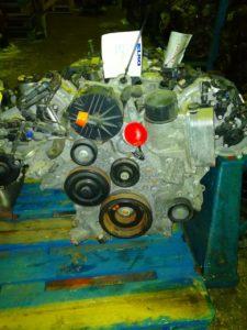 Двигатель 272 3.5i