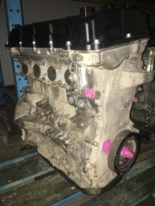 Двигатель G4KD 2.0i