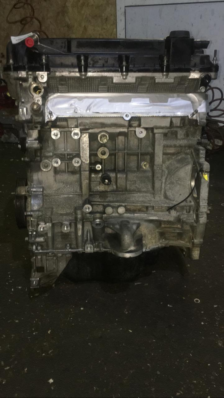 Контрактный двигатель Kia Sorento 3,8