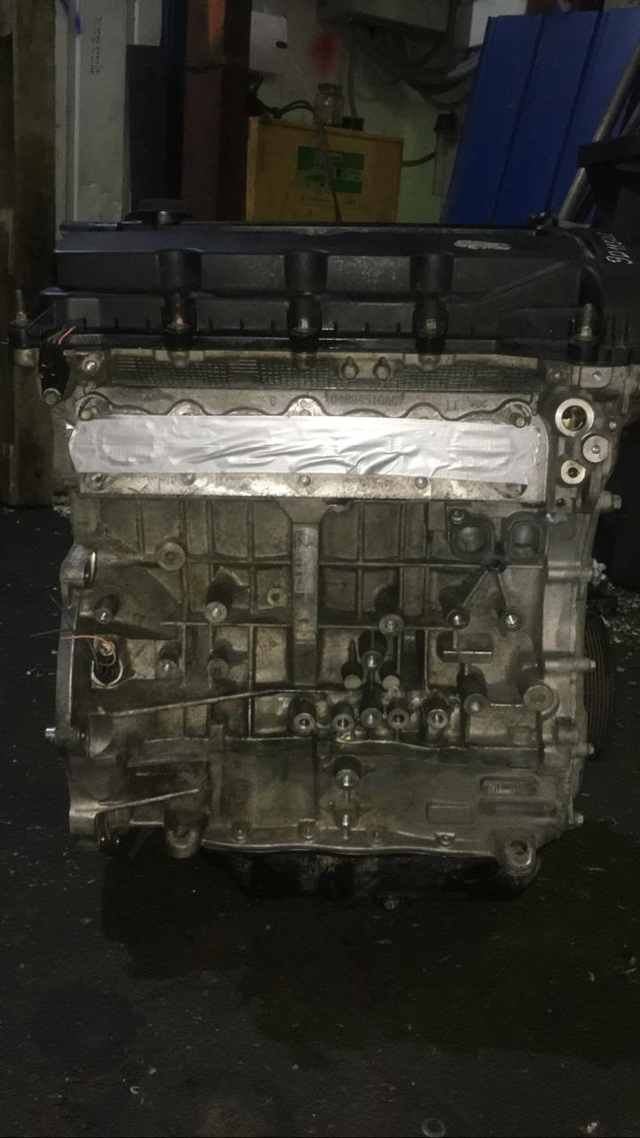 Двигатель G4KE 2.4i