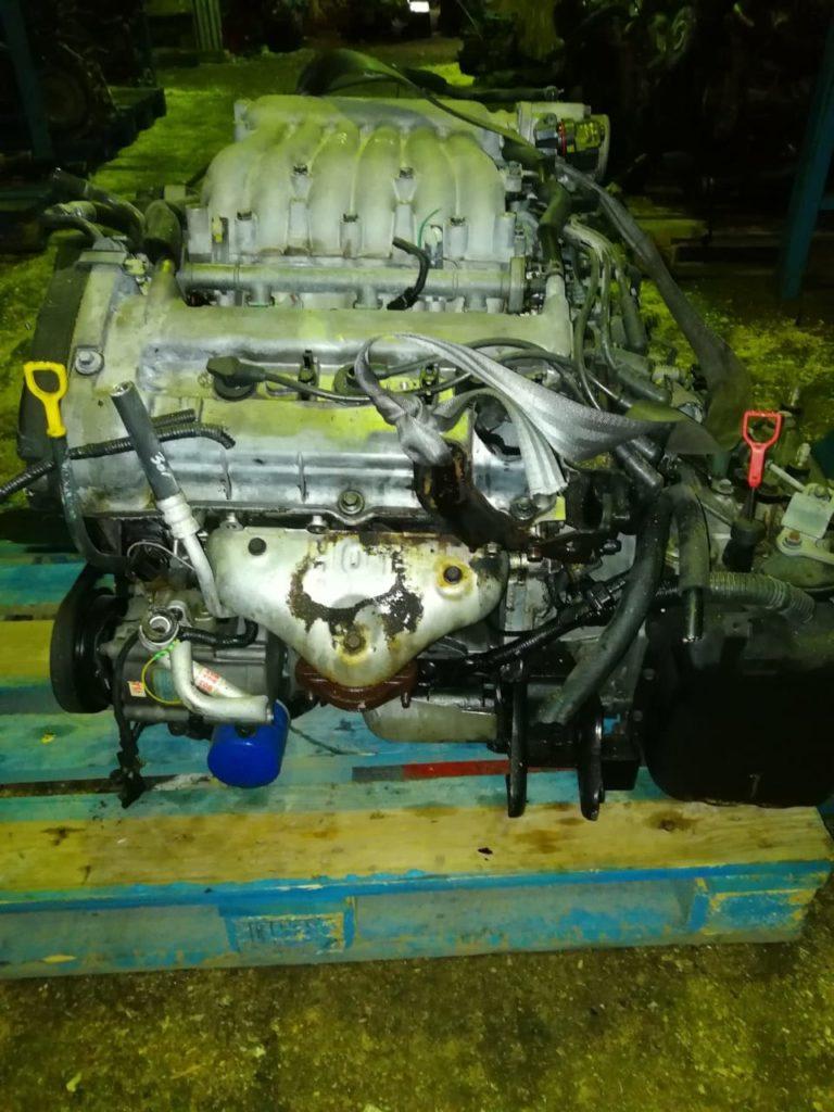 Двигатель G6BV 2.5i